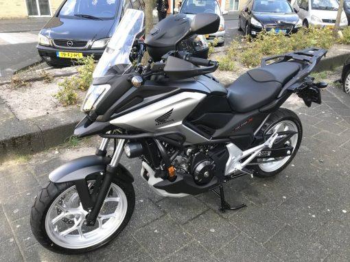 motorfiets reinigen aan huis