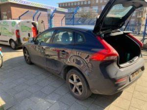 Exterieur auto wassen
