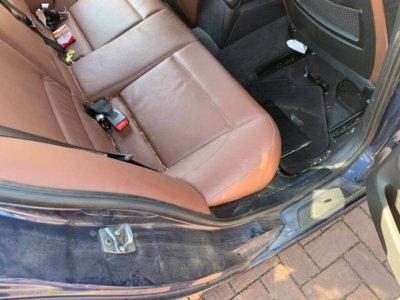 deurranden auto schoon