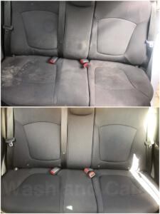 autostoelen shamponeren